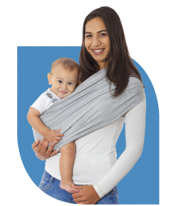 baby carrier hip hold